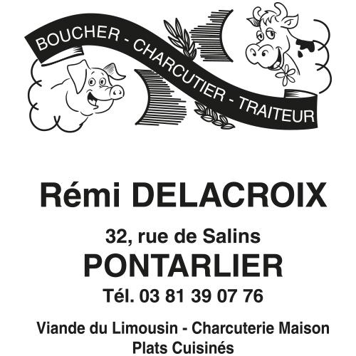 Logo Rémi Delacroix