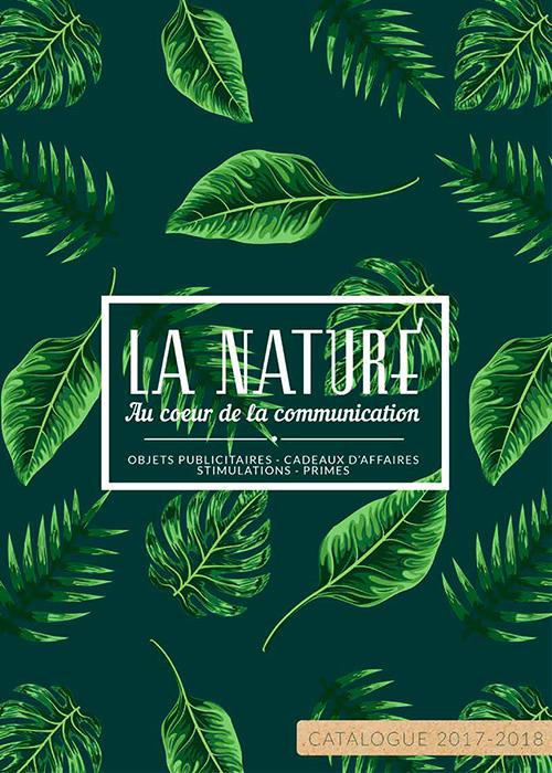 Catalogue idee nature